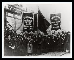 Shirtwaist protest