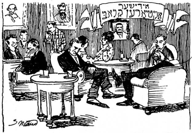 yiddish club